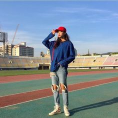Korean Fashion Style #DailyLook #Ulzzang