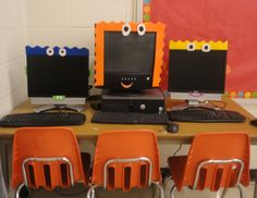 Monster Themed Classrooms