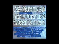 """Highway Star by Glenn Hughes (the legendary guitarist), Steve Vai, and Chad Smith (Red Hot Chili Peppers)  From the album """"Re-Machined: A Tribute To Deep Purple's Machine Head"""" (2012)"""