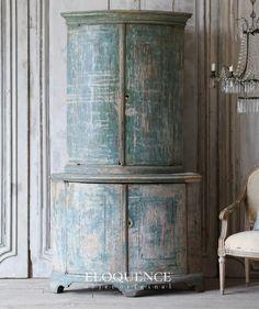Antique Swedish Corner Eloquence, Inc.
