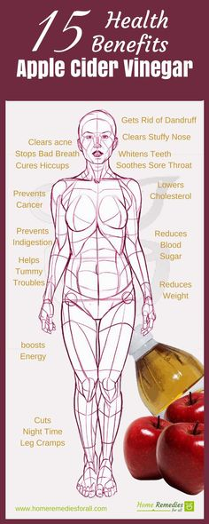 Health And Fitness: Apple Cider Vinegar offers multiple health benefit...