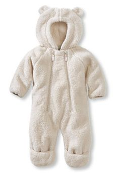 First gift I'm getting for my niece #LLBean: Infants' Hi-Loft Fleece Coveralls @alford507 @hornedfrogs10