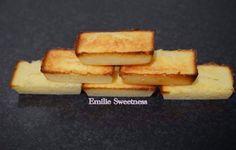 Emilie Sweetness: mini-cakes au citron