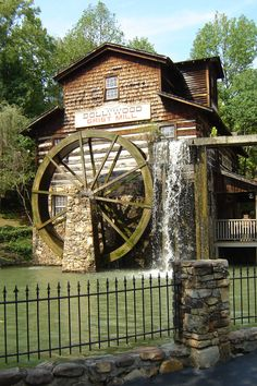 Dollywood; our memories were made here also.