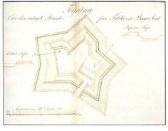 Stjerneskansen ved Sortsø på Nordfalster, i 1801 istandsatte man en ældre stjerneskanse som var fra Store nordiske Krig eller tidligere. Beregnet til samme bestykning som Bogø skansen, kom ikke i brug, pga. af freden.