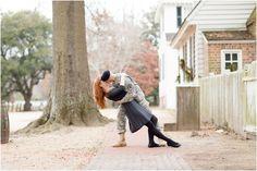 Virginia Wedding and Military Engagement Photography {Historic Williamsburg, VA} Anna Grace Photography