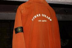 1993 Reflective Life Safer Dreamy Scenes Out Here #Stone_Island…