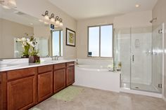 You can't go wrong with an Everything's Included bathroom!