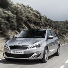 Toutes les visuels de la Nouvelle Peugeot 308