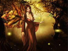 tree leaf fairy wings - Google Search