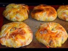 Cuisine marocaine / Recette Crêpes farcies spécial Ramadan - YouTube