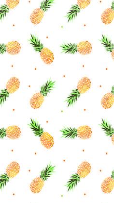 44+ Papel de Parede para Celular Abacaxi #PapeldePardede #Celular #Mobile #Wallpaper #Abacaxi