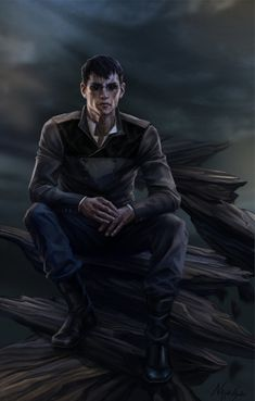 Dishonored, The Outsider Game Character, Character Concept, Concept Art, Die Outsider, Science Fiction, Dishonored 2, Vampire Stories, Video Game Art, Character Inspiration