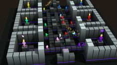 IndieGames.com - The Weblog Indie Royale Profiles: Cubemen and VectorGeddon
