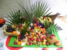 fruit buffet - Google Search