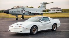 1989 Pontiac Firebird Turbo Trans Am 20th Anniversary Indy 500 Pace Car