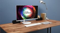 Samsung announces three new curved Quantum Dot monitors