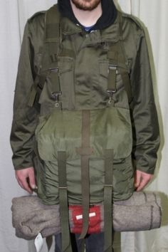 On Sale! Austrian Military 4 - Pc. Pack Set Down from $29.99 - 2037 - Military Surplus