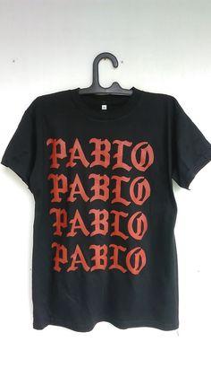 PABLO T shirt unisex adult shirt size S M L XL by DesignerPride