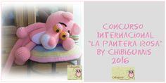 """Concurso Internacional  """"La Pantera Rosa"""" by Chibigumis - 2016 ♥"""