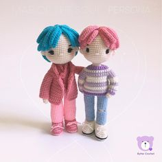 Most current Totally Free amigurumi doll bts Ideas – BTS inspired dolls – V (Taehyung) & Jimin . Knitted Dolls, Crochet Dolls, Kpop Diy, Handmade Wooden Toys, Art Drawings For Kids, Crochet Doll Pattern, Cute Crochet, Crochet Cupcake, Best Friend Gifts