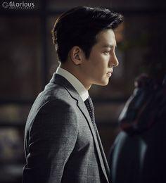 Korean Celebrities, Korean Actors, Korean Dramas, Celebs, Suspicious Partner Kdrama, Ji Chang Wook Photoshoot, Netflix, Ji Chan Wook, Park Hyung