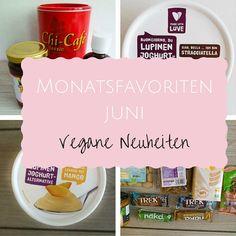 Monatsfavoriten Juni: Vegane Neuheiten im Test