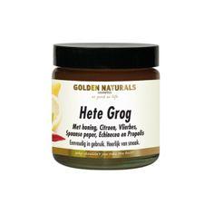 Golden Naturals Hete Grog helpt bij verkoudheid. Dit product mag iedere 2 a 3 uur gebruikt worden.