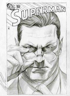 Superman Art by Alex Ross