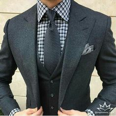 The best way this would be perfect is if the checks on shirt were quite faded ~ ?