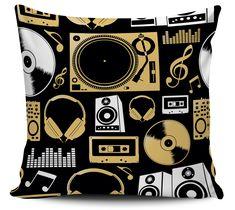 Almofada DJ Music