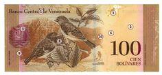 Los extraños símbolos que aparecen en los billetes Venezolanos. Qué significan?  Los extraños símbolos que aparecen en los billetes Venezolanos. Qué significan? Por Víctor Torrealba  Los actuales billetes que entraron en circulación el 1 de enero de 2008 por motivo de la Reconversión Monetaria fueron nuevos en más de un sentido y no sólo porque sus denominaciones expresen una menor escala monetaria. Con anverso vertical y una rica paleta de colores imágenes de personajes históricos y el…