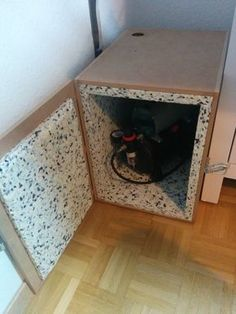 Soundproofing your compressor