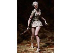 Bubble Head Nurse Figma Figure - Silent Hill Silent Hill 2