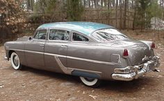 1954 Hudson Hornet Special Maintenance/restoration of old/vintage vehicles: the material for new cogs/casters/gears/pads could be cast polyamide which I (Cast polyamide) can produce. My contact: tatjana.alic@windowslive.com