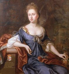 Anne Brudenell Duchess of Richmond wife of Charles Duke of Richmond by Michael Dahl