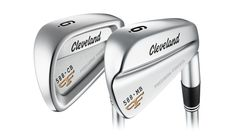Combo Set, 588 FORGED MB & CB, Cleveland Golf