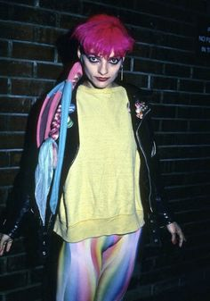 N I N A H A G E N Nina Hagen, Fashion Sewing, Fashion Art, Kids Fashion, Blitz Kids, Club Kids, Monster Party, I Icon, Post Punk