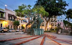 Villa Herencia Hotel, Puerto Rico - Featuring local artwork and a relaxing terrace, this Old San Juan hotel is less than 3 km from the Castillo de San Cristobal. An honor bar is located inside the hotel.