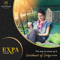THE HEMISPHERE PRESENTS EXPA VILLAS #Experience #lavish #lifestyle at #TheHemisphere Expa Villas. #Expand your villas in future as per your plan. Located in the heart of #GreaterNoida , Expa Villas are just steps away for Alpha 2 #Metro station.