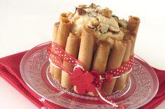 Tiramisu Caramel, Impatience, Voici, Biscuits, Sweet, Desserts, Projects, Fresh, Crack Crackers