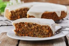 RECEPT: Vychutnaj si skvelý mrkvový koláč s vlašskými orieškami. via @akademiakrasy