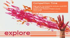 Competition Time Sign, Passion Project, Make It Yourself, Explore, Facebook, Simple, Projects, Log Projects, Blue Prints