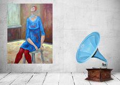 Henryk Trojan - artist - Art in House Art Gallery Modern House Design, Figure Painting, Artist Art, Home Art, Contemporary Art, Art Gallery, Interior Design, Shop, Color