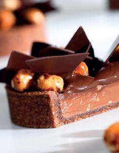 Callebaut - Choco-tartelette