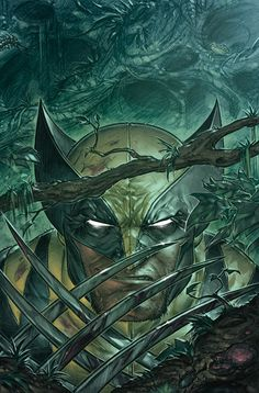 Wolverine - Dangerous Game #1 by Boo Cook