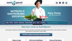 Site do Nutricionista Keny Torres