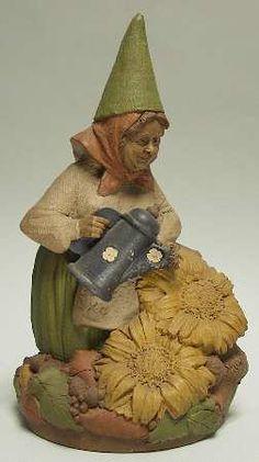 Tom Clark Tom Clark Gnomes Mum - No Box Tom Clark, Santa Clause, Garage Workshop, Sprites, Pixies, Fairy Gardens, Faeries, Elves, Mermaids