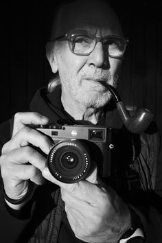 Giovanni –   A portrait of Giovanni Bonelli, friend and great psychiatrist.  Giovanni Bonelli with my Leica M10 and the Leica Elmarit 21mm f2.8