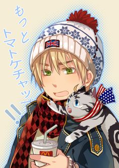 Cold Weather Inquiry by +LC斐爾+  - Hetalia - England / Arthur Kirkland
